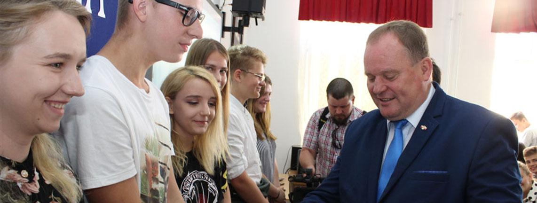 Konkurs Wiedzy oSejmie wPolskiej Macierzy Szkolnej wGrodnie