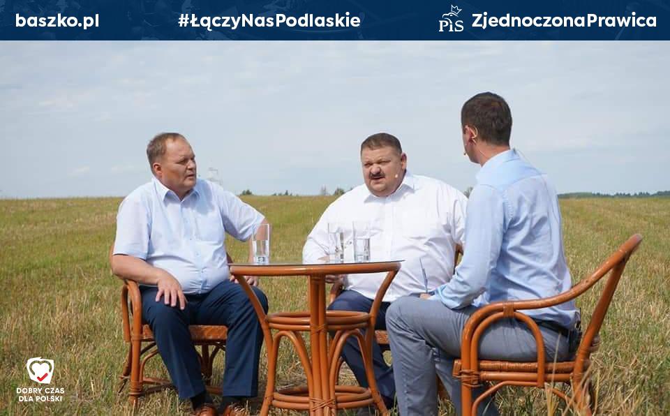 Poznajmy bliżej Posła naSejm Rzeczpospolitej Polskiej.