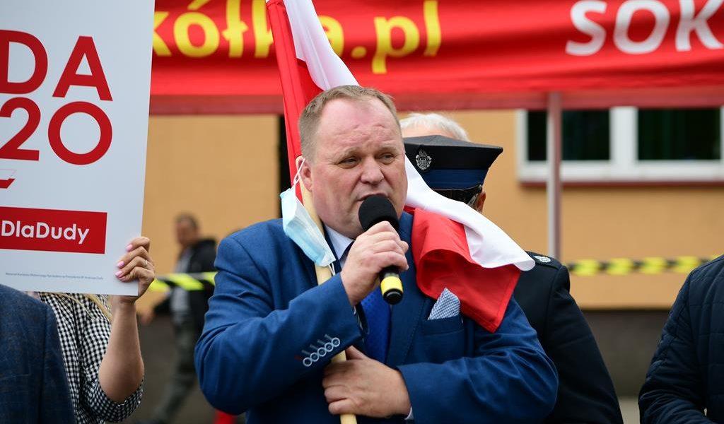Wyraz poparcia dla prezydenta Andrzeja Dudy