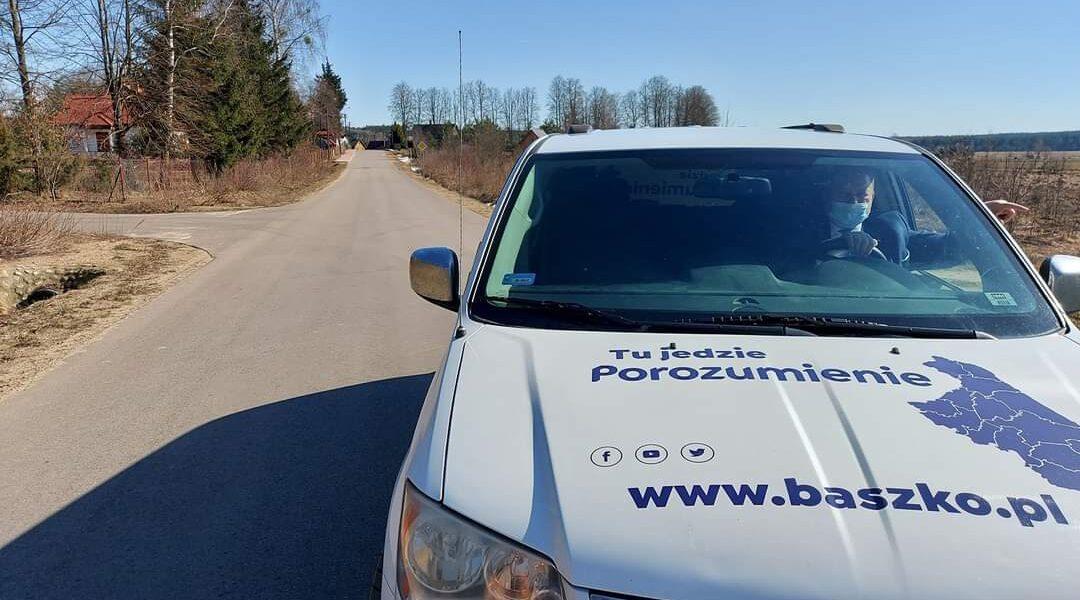Stanowisko wsprawie budowy drogi ekspresowej naodcinku Białystok – Augustów jako ważnej części sieci dróg ekspresowych wpółnocno-wschodniej Polsce