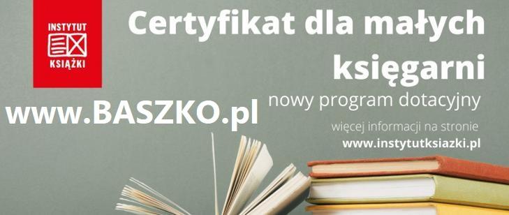 """Ruszył nabór doprogramu """"Certyfikat dla małych księgarni"""""""