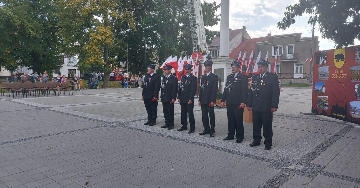 12 września 2021r. Ochotnicza Straż Pożarna wGoniądzu obchodziła jubileusz 110-lecia powstania jednostki