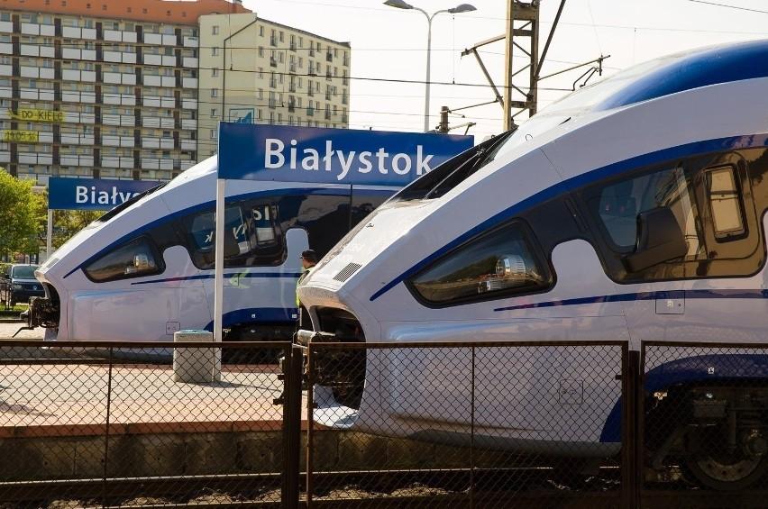 Wnioski Podlaskiego Zespołu Parlamentarnego dotyczące infrastruktury ikomunikacji kolejowej wwojewództwie podlaskim